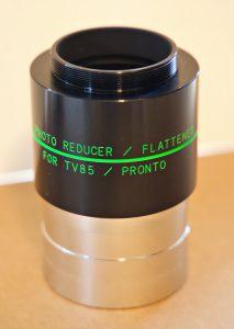 Tele Vue 0.8x Reducer/Flattener Model TRF-2008