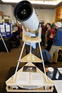 Telescope at Astronomy Day 2017